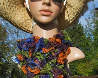 Sachet Scarf    - Trick or Treat