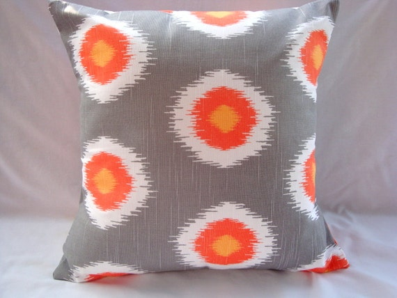 CLEARANCE SALE 18x18 Throw Pillow Cover Premier Prints Domino