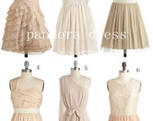 New Arrival Knee-length Chiffon Short Bridesmaid Dress Prom Dress Evening Dresses 2013 with Sash wedding dress