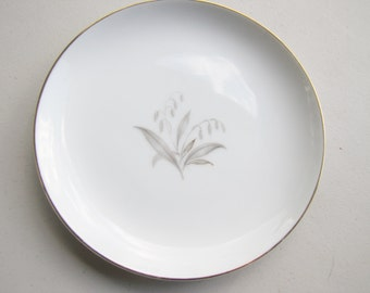 Kaysons Fine China Golden Rhapsody Dessert Plate
