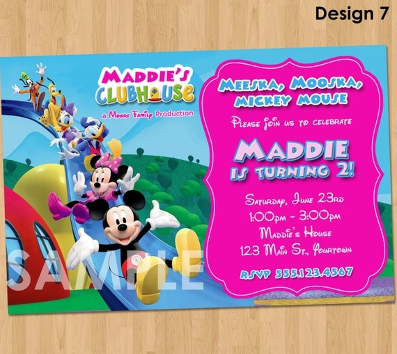 Duck Invitations with good invitation template