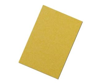 "Metallic Gold 5""x7"" Cardstock 25 pack"