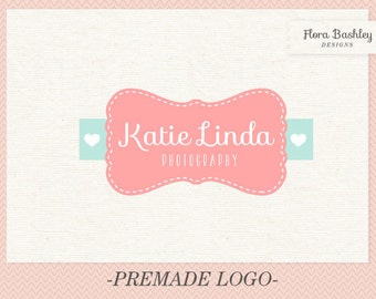 Custom Watermark Logo Design - Premade  FB015