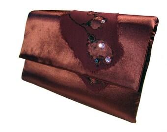 "Clutch handbag ""Hedy"""