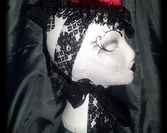 Rose of Lace hat
