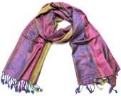 Pashmina Scarf - Pashmina Shawl - Printed Pashmina - Pashmina Scarves - Womens Shawl - Printed Shawl - Dupatta Wrap Accessory Hijab 902942