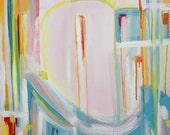 Gicleé print, Abstract p...