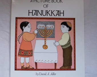 A Picture Book of Hanukkah by: David A. Adler