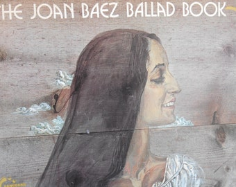The Joan Baez Ballad Book-Double Vinyl record