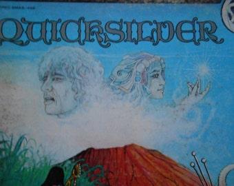 Quicksilver Messenger Service -Just For Love - vinyl record