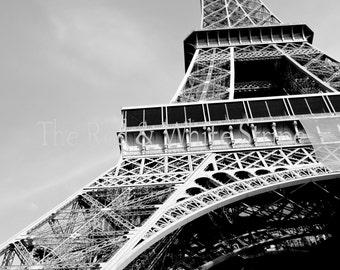 Metal Print - Paris Photography - The Eiffel Tower - Paris, France Fine Art Travel Photo, Home Decor, Wall Art