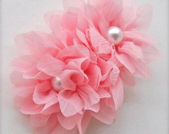 Lana hair clip - Pink