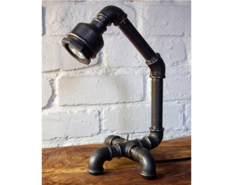 Low Voltage LED Retro Industrial Desk Lamp (Style 2)
