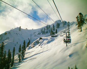"Framed 16x20 inch photograph taken winter 2010.""Dream Day KT-22"""