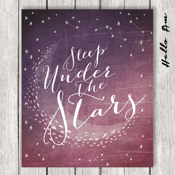 Love Under The Stars Quotes: Unavailable Listing On Etsy