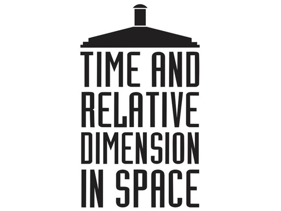 time and relative dissertations in space