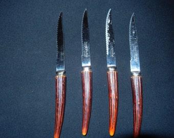 ENGLAND REGENT SHEFFIELD Knife Set