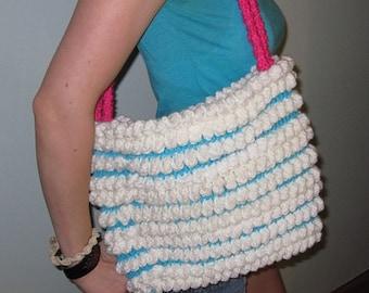 Medium Ruffled Purse | Shoulder Bag