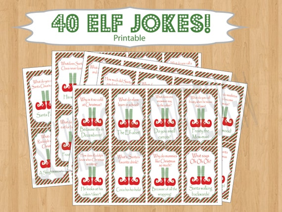 Shelf On The Elf Inspired Jokes & Riddles