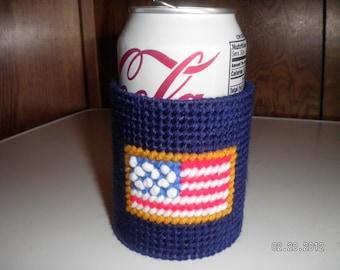 American Flag Cozy