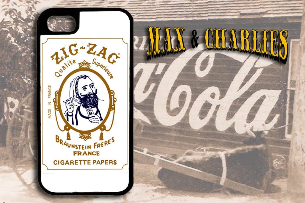 Zig Zag Rolling Papers Iphone 6 5 5c 4 Case Samsung Galaxy