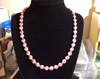 Assorted swarovski crystal necklaces