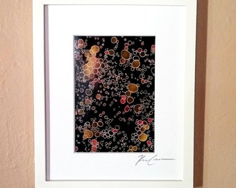Raindrop Series Art Print #4