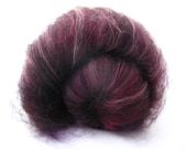 Finnish Merino Batts 100g - Damson