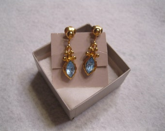 "Avon ""Victorian"" Clip Earrings"