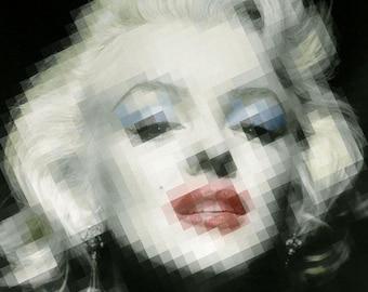 Marilyn Monroe - Giclee Print