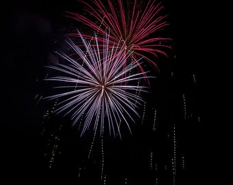 Firework Squares #1