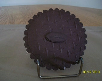 Chocolate Cookie Gift Card Holder