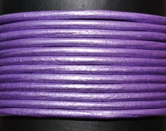 Chandni - 1mm Leather Cord - 4 Yards