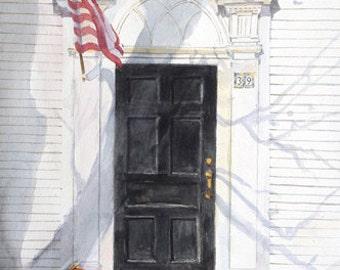 Patriotism—39 Main Street