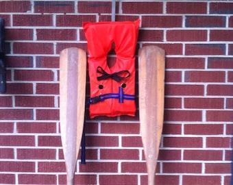 Life vest Birdhouse