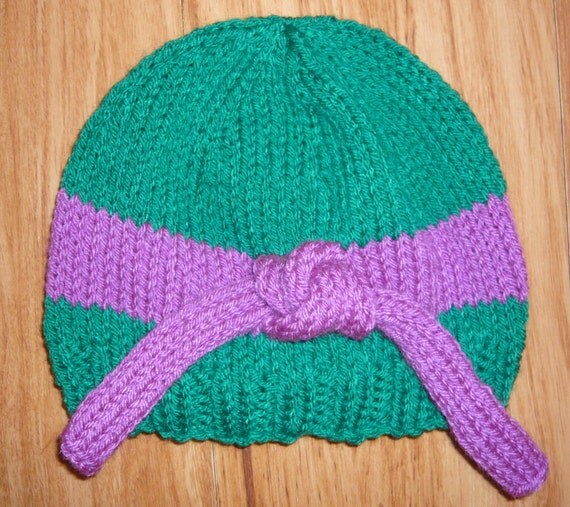 Knitting Pattern Turtle Hat : Teenage Mutant Ninja Turtle Hat Knitting Pattern pdf from MothyAndTheSquid on...