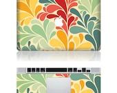 Macbook Protective Decals Stickers Mac Cover Skins Vinyl Case for Apple Laptop Macbook Pro/Macbook Air-Beautiful stickers
