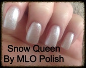 Snow Queen Nail Polish - Handmixed  12ml bottles