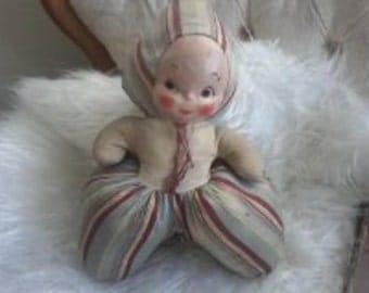 mask rag doll