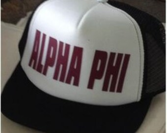 Custom Sorority Trucker Hats