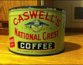 Caswell's Coffee Can San Francisco