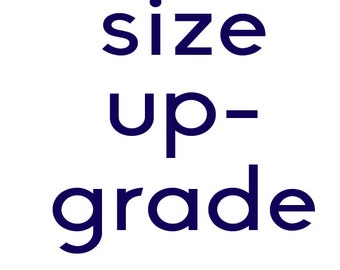 Size up-grade for Bradley's Sign