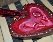 Hanging Love Heart - Decoration Gift ' LOVE' - NirgunaFurnishings
