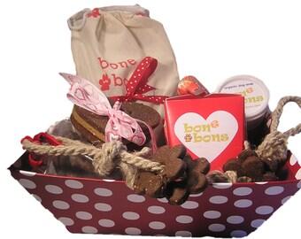 Bone Bons Holiday Gift Basket