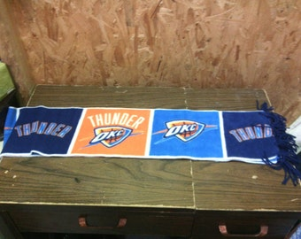 OKC Thunder Scarves