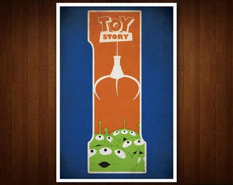 Toy Story Poster (Multiple Sizes)