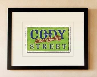Cody Street