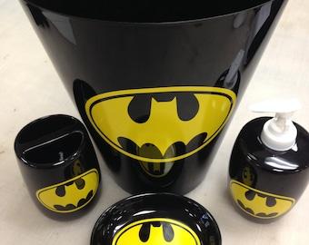 Popular Items For Batman Bathroom On Etsy