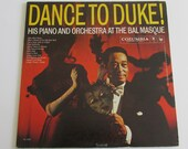 Duke Ellington Dance to Duke!  Live At The Bal Masque in Miami, Fl.