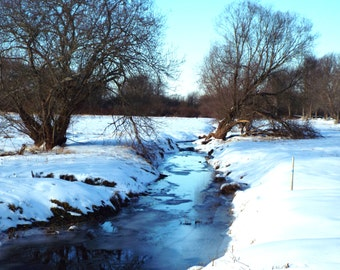 Winter's Stream